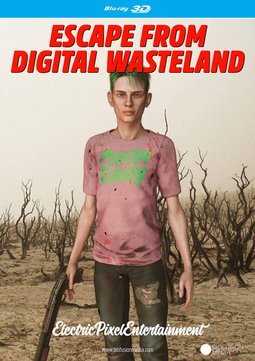 Escape From Digital Wasteland