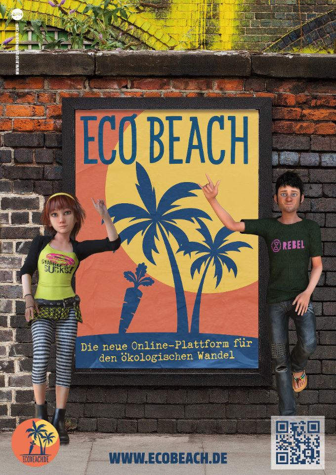 ECO BEACH Poster